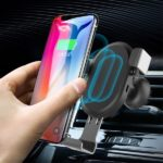 Car phone holder converts your smartphone into a navigation system